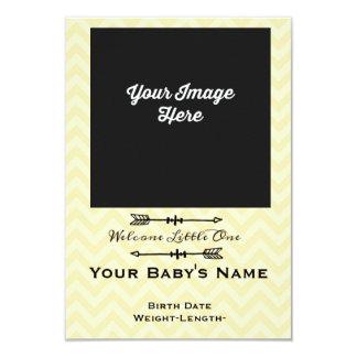 Custom Baby Anouncement Card