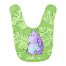Custom Baby Bibs   Jungle Baby Gift Ideas