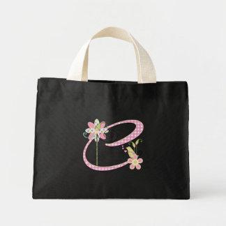 Custom Baby Bird Garden Mini Tote Bag