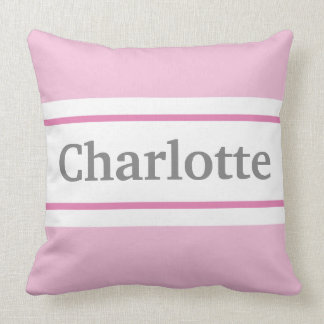 Throw Pillow Meaning : Name Meanings Pillows - Decorative & Throw Pillows Zazzle
