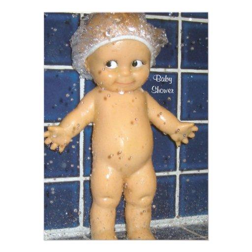 Custom Baby Shower Invitation for Boy or Girl