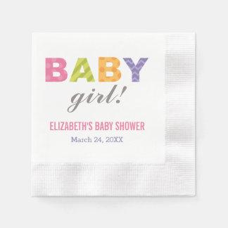 Baby Shower Design Napkins Zazzle