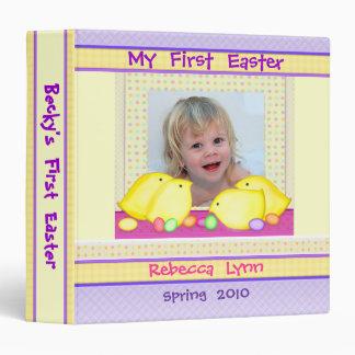 Custom Baby's 1st Easter Photo / Scrapbook Binder