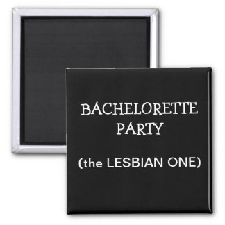 Custom Bachelorette Party ID Button Magnet