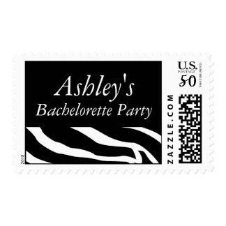 Custom Bachelorette Party Postage