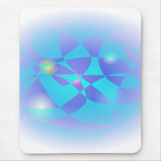 Custom Background Color Fluorescent Mouse Pad