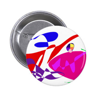 Custom Background Color Magic 2 Inch Round Button