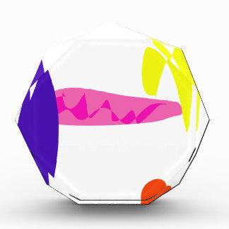 Custom background Color Outside Awards