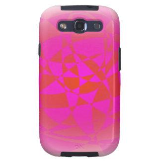 Custom Background Shaved Ice Samsung Galaxy S3 Case
