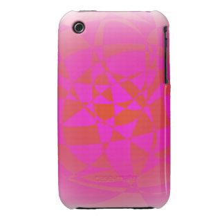 Custom Background Shaved Ice iPhone 3 Case