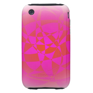 Custom Background Shaved Ice Tough iPhone 3 Cover