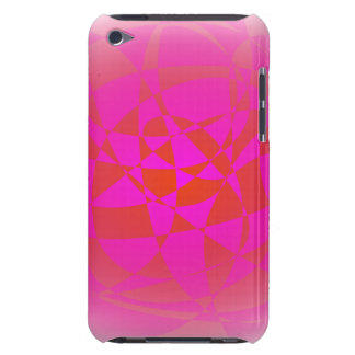 Custom Background Shaved Ice iPod Case-Mate Case