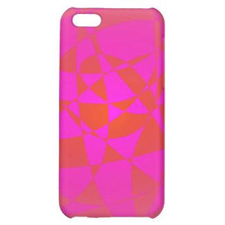 Custom Background Shaved Ice iPhone 5C Cases