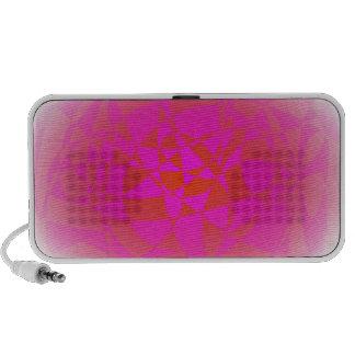 Custom Background Shaved Ice Travelling Speaker