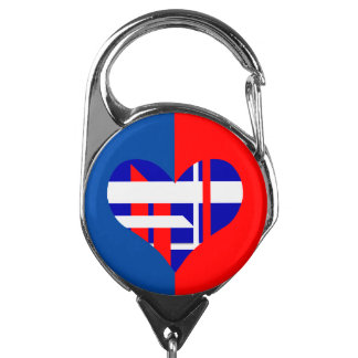 Custom Badge Holder