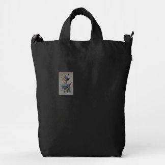 Custom Baggu bag black