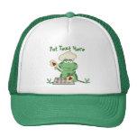 Custom Baking Frog Mesh Hat
