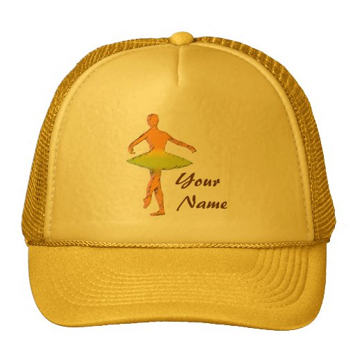 Custom Ballet Gifts | Dance T-shirts Mesh Hats
