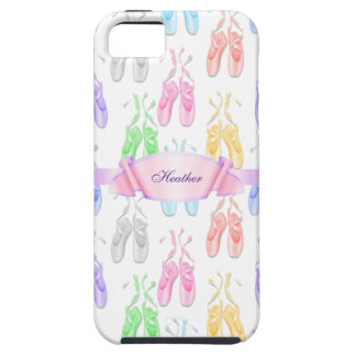 Custom Ballet Shoes iPhone 5 Vibe Case
