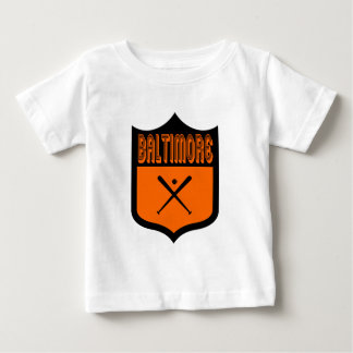 Custom Baltimore Shield Design2 T-shirts