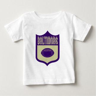 Custom Baltimore Shield Design Infant T-shirt