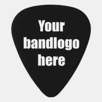 Custom Band Logo Personalized Guitar Plectrum Pick
