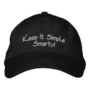 7979678b Text Hats & Caps | Zazzle