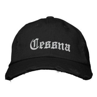 Custom Baseball Cap-CESSNA Embroidered Baseball Cap