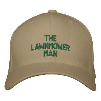 Custom Baseball Cap The Lawnmower Man