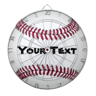 Custom Baseball Dart Board