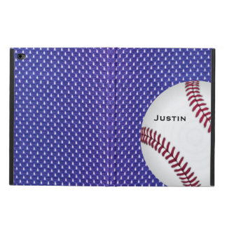 Custom Baseball iPad Air 2 Case