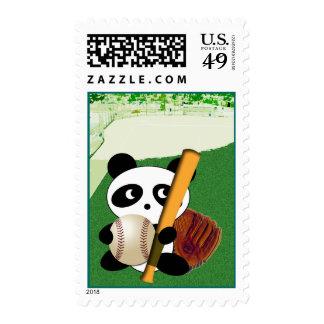 Custom Baseball Postage