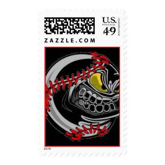 Custom Baseball Stamps