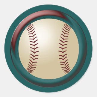 Custom Baseball Stickers Gifts