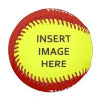 Custom Baseball Template Create Your Own