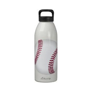 Custom Baseball Drinking Bottles