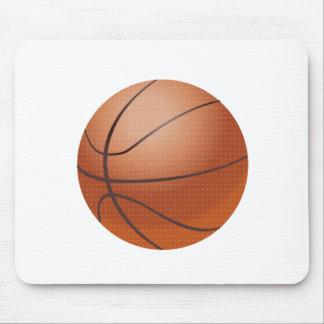 Custom Basketball Design Mouse Pad