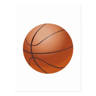 Custom Basketball Design Postcard