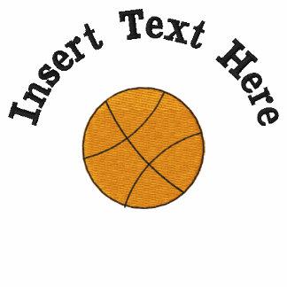 Custom Basketball Embroidered Shirt