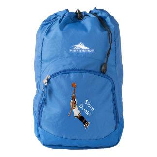 Custom Basketball High Sierra Backpack