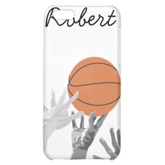 Custom Basketball iPhone 4 Case