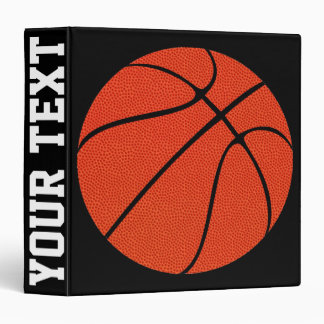 Custom Basketball Playbook Binder