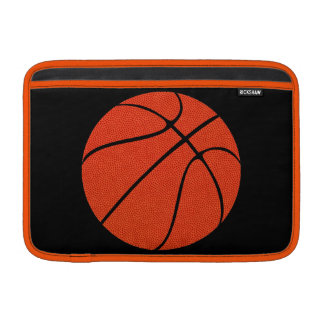 Custom Basketball Team Name Macbook Air Sleeve