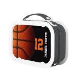 Custom Basketball Yubo Lunchbox