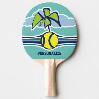 Custom beach ball table tennis ping pong paddle