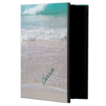 Custom Beach Photo iPad Air 2 Case With Stand