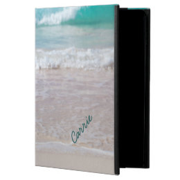 Custom Beach Photo iPad Air 2 Case With Stand