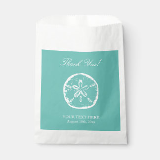 Wedding Favor Bags Beach : Custom beach wedding thank you party favor bags
