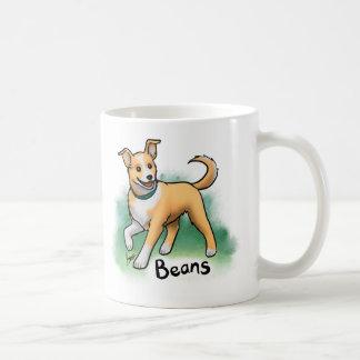 """Custom """"Beans"""" Mug"""