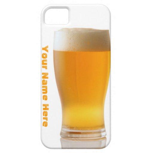 Custom Beer iPhone 5 Case